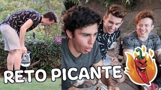 RETO PICANTE DE PAÍSES ! - NoTePiquesTV ft. Lucas Castel, Mariano Bondar, Mox, ElChuiucal
