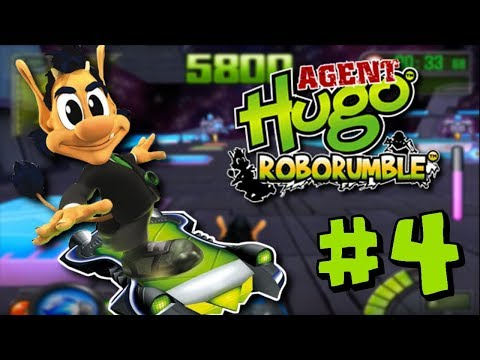 Agent Hugo: Roborumble MOBILE GAME from YouTube · Duration:  1 minutes 4 seconds
