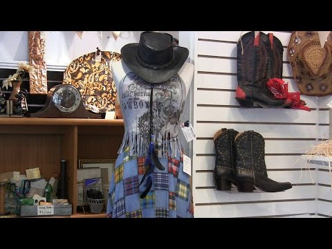 What to wear to the Calgary Stampede