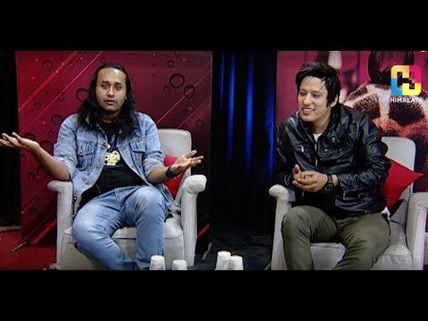 Abhishek S. Mishra &  Rushan Shrestha PANDORA'S JUKEBOX | THE EVENING SHOW AT SIX