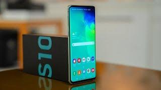 Samsung Galaxy S10 - recenzja, Mobzilla odc. 478