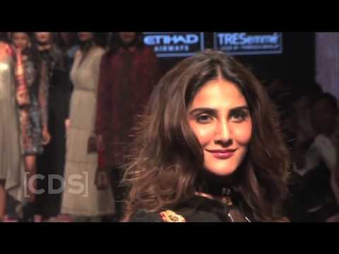 Bollywood Actress Ramp Walk In Fashion Show  !!