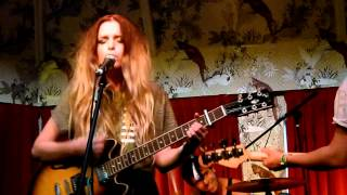 Kyla La Grange - Courage live The Deaf Institute, Manchester Dot to Dot Festival 04-06-12