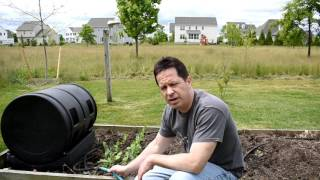 Rain barrel for garden: Automate it and forget it