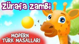 Zürafa Zambi Masalı | Modern Türk Masalları