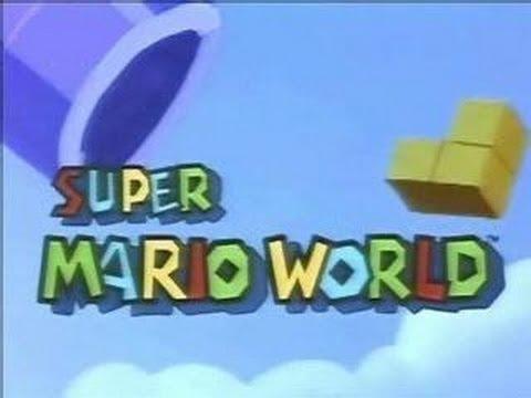 Abertura - Super Mario World (Desenho Animado) thumbnail