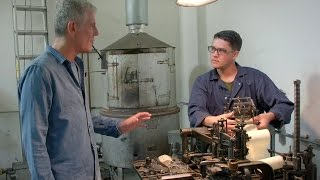 Raw Craft with Anthony Bourdain - Episode Five: Arion Press
