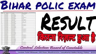 Bihar polic Fireman and driver finel merit list uplode official website कितने बच्चे पास हुए