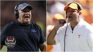 Tennessee, UCLA, Washington: Is it time for patience or panic? | College Football Live