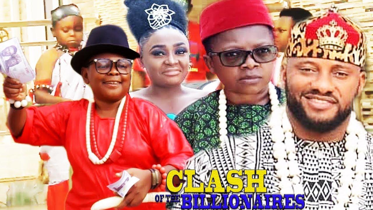 Download CLASH OF THE BILLIONAIRES  SEASON 2 - NEW MOVIE|LATEST NIGERIAN NOLLYWOOD MOVIE