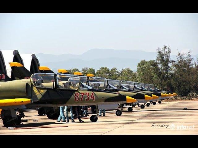 Máy bay L-39 của Việt Nam có thể trang bị khi tài cực mạnh?