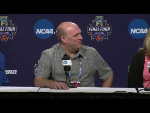 News Conference: U.S. Basketball Writers Association