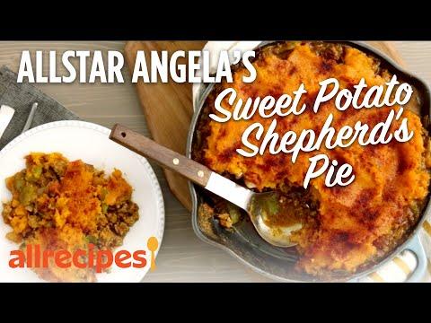 How to Make Sweet Potato Shepherd's Pie   Allstar Community Stories   Allrecipes.com