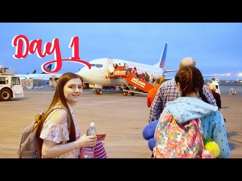 TRAVELLING TO SPAIN WITH JET2 | TheScottishSisters