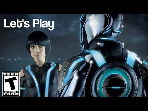 Let's Play - Tron: Evolution