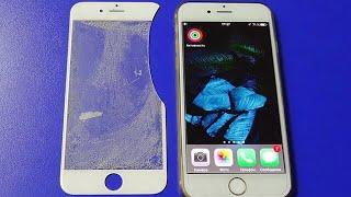 Замена стекла экрана iPhone 4/4s