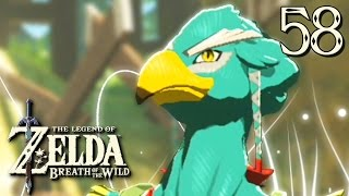 ZELDA BREATH OF THE WILD #58 : LE VILLAGE PIAF !