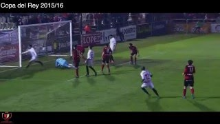 Video Gol Pertandingan Mirandes vs Sevilla