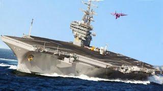বিশ্বের সবচেয়ে শক্তিশালী ৭ টি রণতরী | Largest Aircraft Carrier in the World in Bangla #MKtv