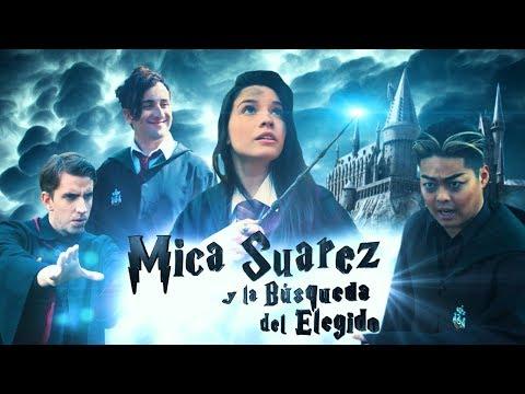 ATRAPADA EN EL MUNDO DE HARRY POTTER - Mica Suarez ft Gran Berta & Giian pa