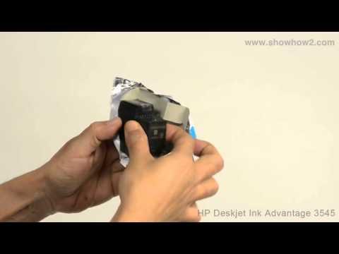 Hp Deskjet 3545 : Kaise Ink Cartridges Ko Install Ya Replace Kiya Jaye