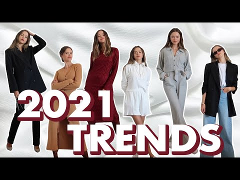 6 Style Trends To Watch Out For In 2021