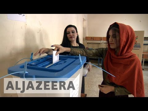Iraqi Kurds vote in divisive referendum