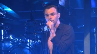 Hurts - Wings live Manchester Academy 12-02-16