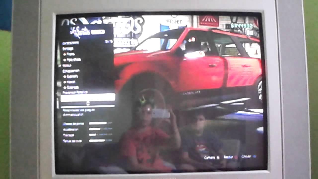 comment gagner de l 39 argent en vendent une voiture a simeon sur gta online youtube. Black Bedroom Furniture Sets. Home Design Ideas