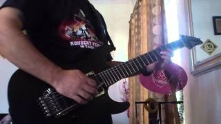 Penantian -Black Rose  solo cover (cubaan yg ke32)