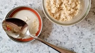 Make Yummy No Cook Refrigerator Oatmeal - Diy Food & Drinks - Guidecentral