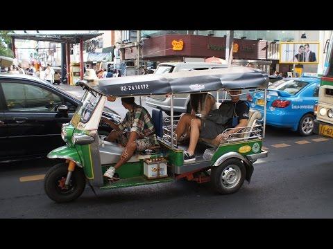 Travel Coaching: First-Time Bangkok Jitters