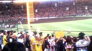 2012年阪神タイガース金本知憲選手の引退試合でのスピーチです。 甲...