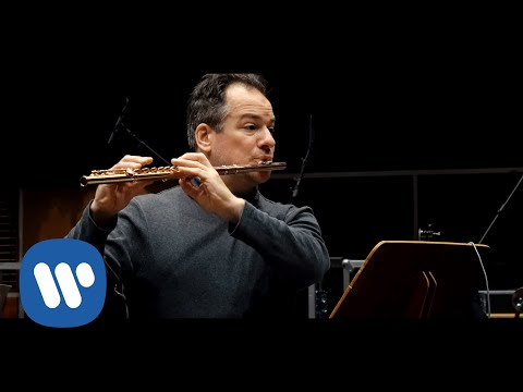 Emmanuel Pahud Records Mozart: Andante In C Major, K315 (with Münchner Rundfunkorchester)