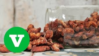 Honey Roasted Nuts | We ♥ Food S4e4/8