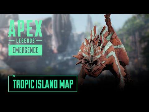 "Incoming ""Tropic Island"" Map   Apex Legends"