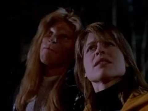 Bauty and the Beast 1987 TV Series Halloween Moon