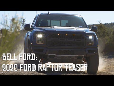 2020 Ford Raptor Review TEASER    Cinematic