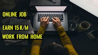 Daily online job earn 500 to 1000 per day without investment work from home