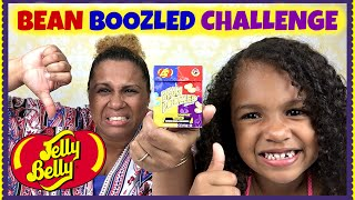 Bean Boozled Challenge ~ Barf or Peach, Rotten Egg or Buttered Popcorn Which will it be?
