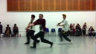 Swizz Beatz - No Money in the bank, Hollie Victoria choreography - 2
