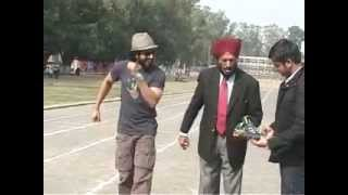 Farhan Akhtar Learns how to Run from Milkha Singh