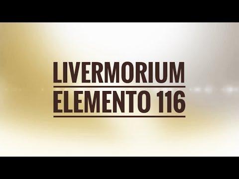Livermorium (Lv) - Elemento 116