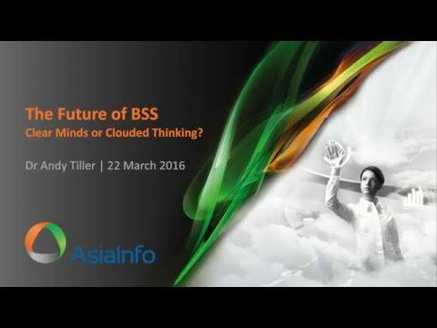 Future of BSS - Webinar