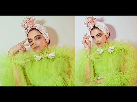 Cannes 2019: Deepika Padukone Owns Red Carpet in Lime Tulle Dress Mp3