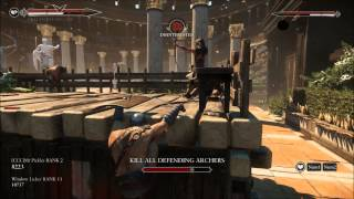 Ryse: Son of Rome PC Co-op