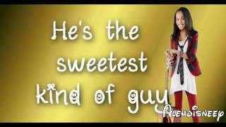 China Anne McClain | My Crush | Lyrics | A.N.T Farm (Programa de Talentos)