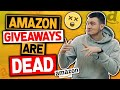 DO AMAZON FBA GIVEAWAYS STILL WORK?!  Why Giveaways SUCK! (RUMOR DISSOLVED!)