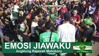DAMAI BRO !!!! BONEK JOGET DI ANGKLUNG RAJAWALI MALIOBORO -- EMOSI JIWAKU