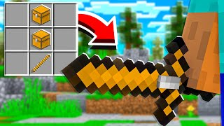 EXTREME Minecraft Weapons Give You ANXIETY... *confusion*